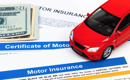 If you let your auto insurance coverage lapse